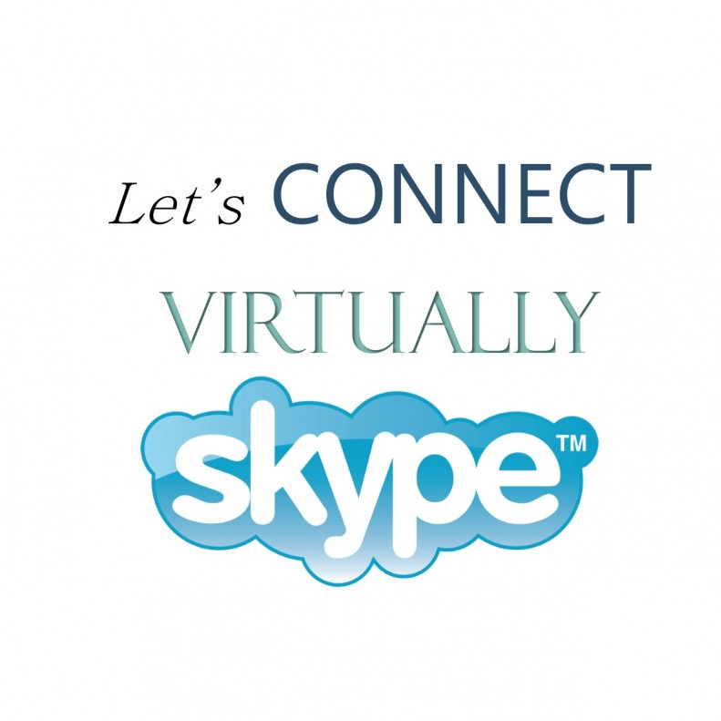 lets connect virtually skype